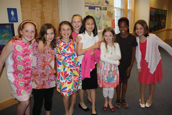 Olivia: 4th Grade 2009-2010