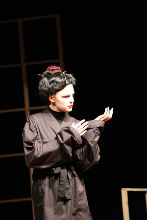 One Act Play Butterfly