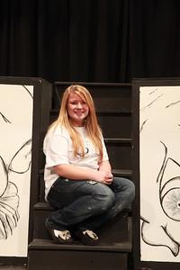 Kylie Eisenbraun - stage crew