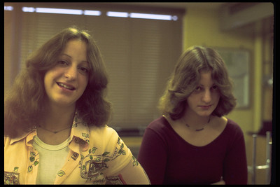 Felicia and Gina