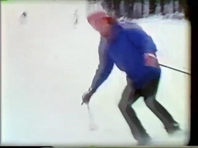 Edit from Onteora Ski Team Film (1975 SLS Cine Productions) (Silent)