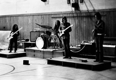 Golden Mushroom at OCS Gym (ca 1973)