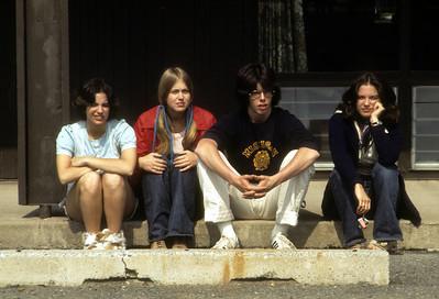 Terri, Julie, Chris, Perri