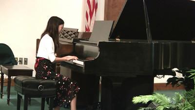 Lauren He - Prelude in C Minor, BWV 999