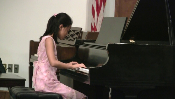 Katelyn Tsai - Inquietude, Op. 100, No. 18