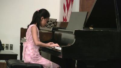 Katelyn Tsai - Inquietude, Op. 100, No. 18