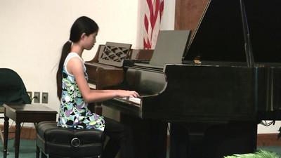 Idana Tang - Sonata K545, Andante