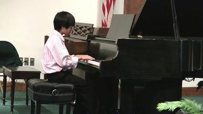 Marvin Dang - Ballade, Op. 10, No. 15 - Wild Rider, Op. 68, No. 8