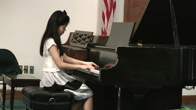 Susan Yeh - Sonatina, Op. 13, No. 1, 1st Movement