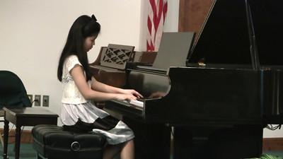 Susan Yeh - Sonatina, Op. 13, No. 1, 1st Movement