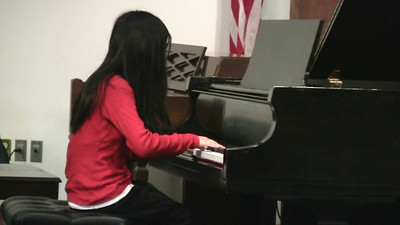 Sharon Yeh - Gavotte in D - Polonaise in G Minor Prelude, Op. 28, No. 4 in E Minor