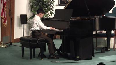 20110219 Piano Recital 01 Jonathan Zhang
