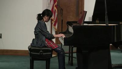 20110219 Piano Recital 16 Sophia Zhao