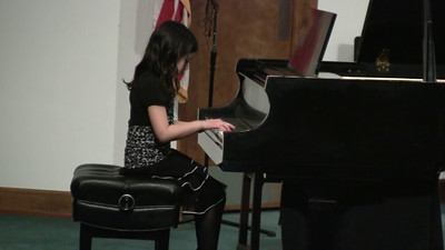 20110219 Piano Recital 13 Lauren Crumblish
