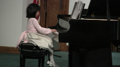 20110219 Piano Recital 06 Grace Liu