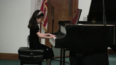 20110219 Piano Recital 14 Sylvia He