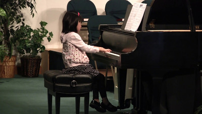 20110326 Otey Piano Recital 01 Grace L