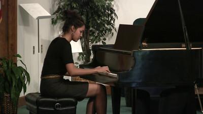 Johanna Taylor Sonata, K. 545, I. Allegro, W. A. Mozart