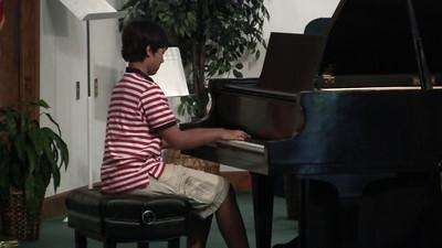 Joshua Taylor Solfeggietto, C.P.E. Bach Maple Leaf Rag, S. Joplin
