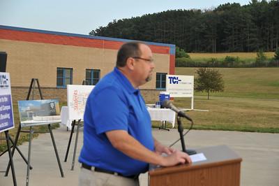 Dave Smikrude - Board President