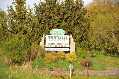 Taylor Sign