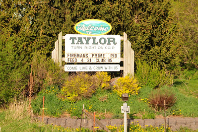 Taylor Sign cropped