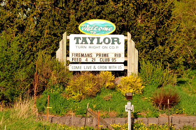 Taylor Sign 3