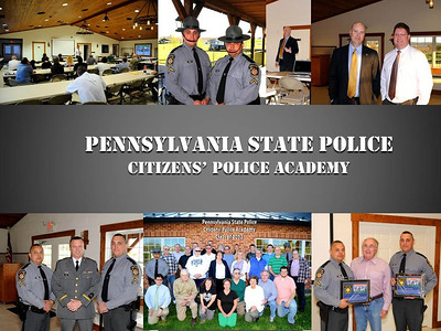 PA State Police Graduation