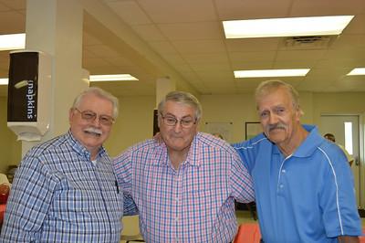 Jimmy Brazil, Ronny Clayton, Jerry Langdon
