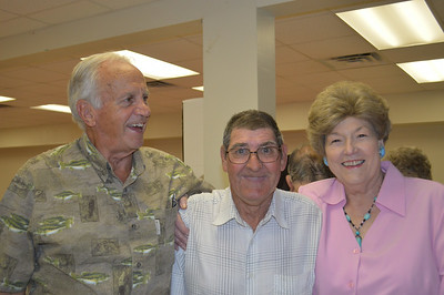 Bob Cummings, Hobson Vail, Nancy Elmore Keasler