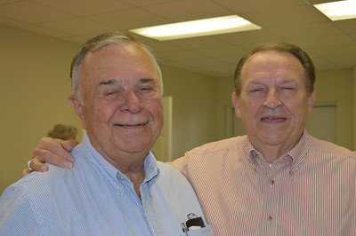 Charles Smith & Ricky Bishop