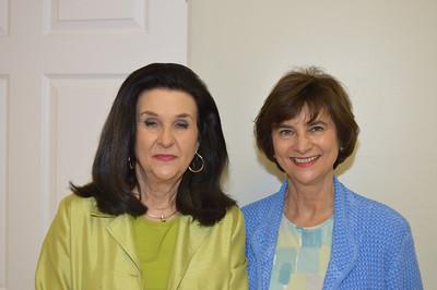 Jo & Mary Frances