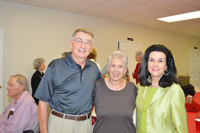 David Stokes, Bobbi Johnson Pate, Jo Rogers Lawley