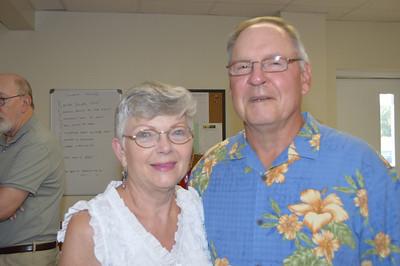 Diane Wood Kerr & Dudley Kerr