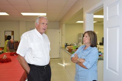 Bob Cummins & Kay Batchlor