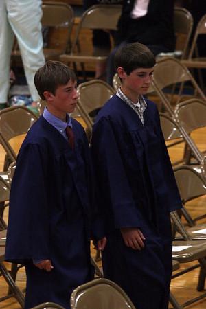 PCJH Graduation 2010