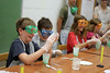 Montgomery County students entering second- through sixth-grade attend GSK Science in the Summer the week of July 14.