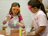 Students at Free Library of Springfield Township learn the basics of chemistry.