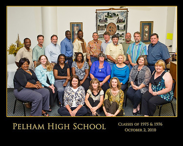 PHS Classes of 1975 & 1976 Reunion