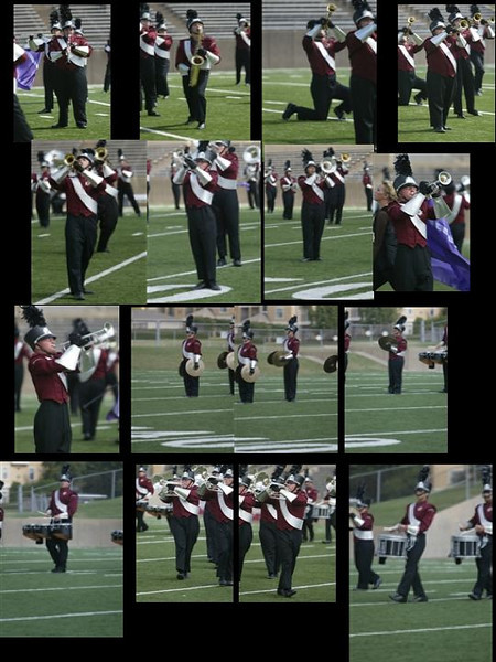PHS - Princeton Mighty Panther marching band