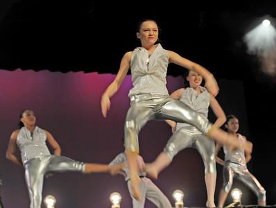 PROJECT DANCE 2013, PAUL VI H. S. , HADDON HTS. NJ. 05/23/12