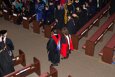 PUC Presidential Inauguration 4 15 2010