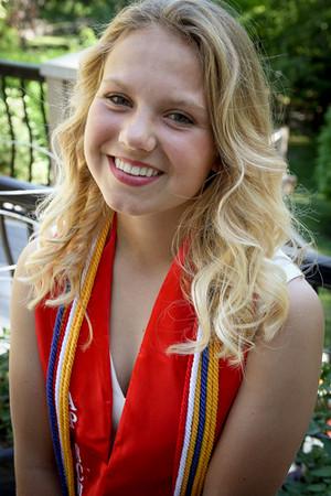 Paige's Graduation