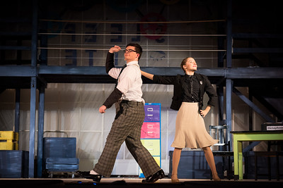 Pajama Game - Grace & Julia