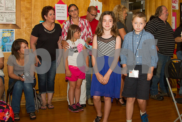 Palermo Elementary 4th Grade Moving Up Ceremony 2015