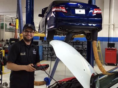 Parviz Nadri Automotive Tech