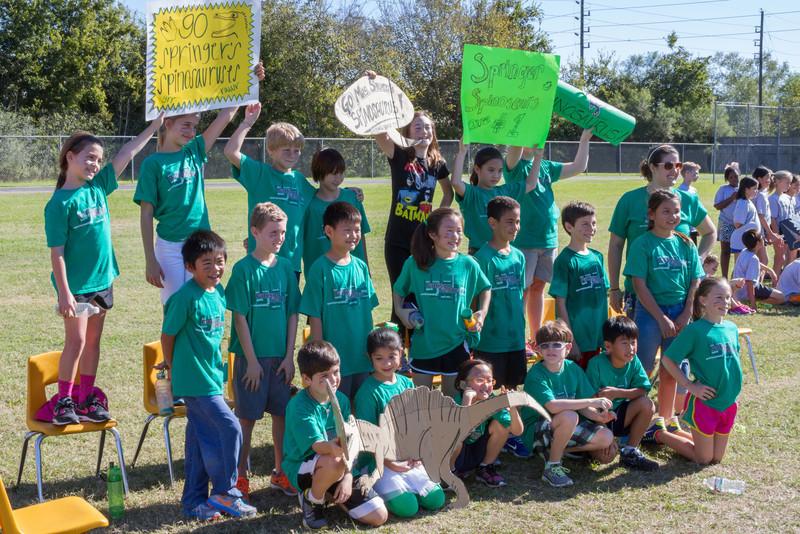 2013 - 4th Grade Field Day