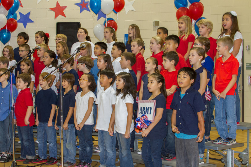 2013 - 4th Grade Music Presentation