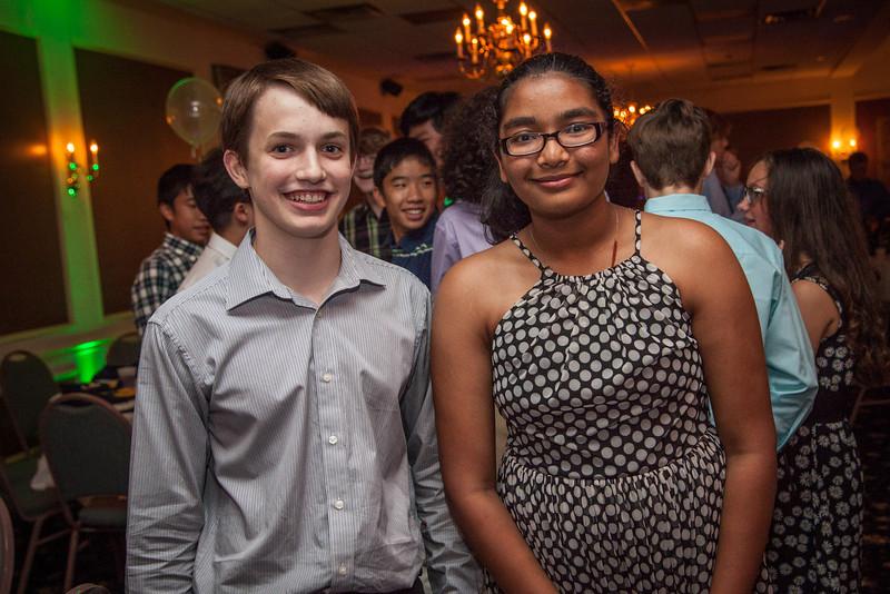 Patton 8th Grade Graduation Party