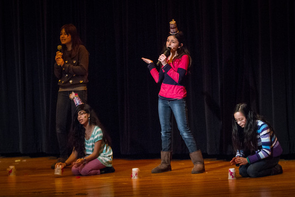 Patton Talent Show 2014